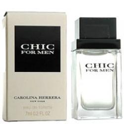 Мужской аромат Chic For Men от Carolina Herrera