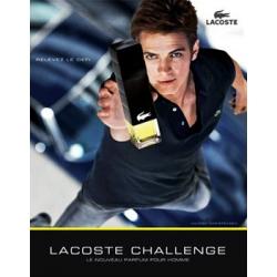 Мужской парфюм Lacoste Challenge