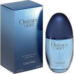 Женский аромат Obsession Night Woman от Кельвин Кляйн