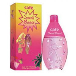 Новый женский аромат Cafe South Beach