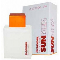 Мужской парфюм  Sun Men от Jil Sander Sun Men