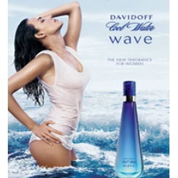 Женский аромат Davidoff cool water Wave