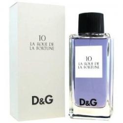 Парфюм La Roue de La Fortune 10 от Dolce&Gabbana