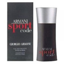 Мужская вода Armani Code Sport
